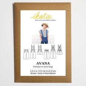Ikatee - Avana pants -  3/12j