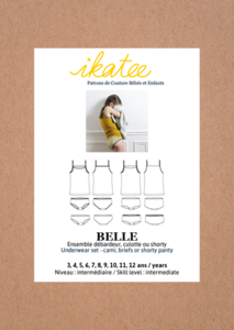 Ikatee - Belle -  3/12j