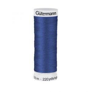 Gutermann 214 Koningsblauw  - 200m