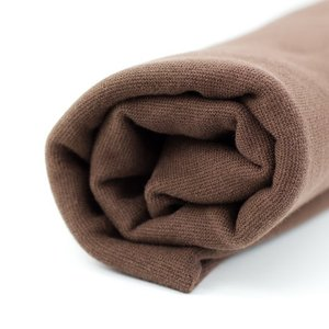 Boordstof chocolate 160 cm