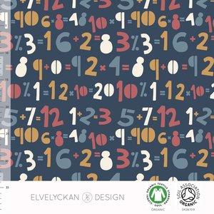 Elvelyckan  - Numbers €23 p/m jersey (GOTS)